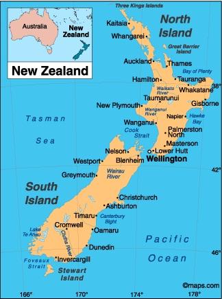 Australia & New Zealand 2