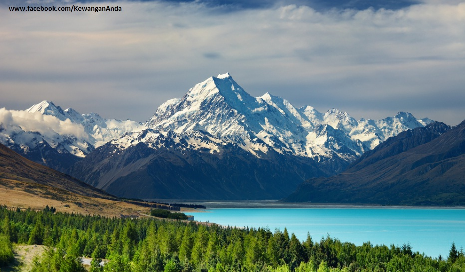 Lake-Pukaki-Lord-of-the-Rings-Filming-Location 2
