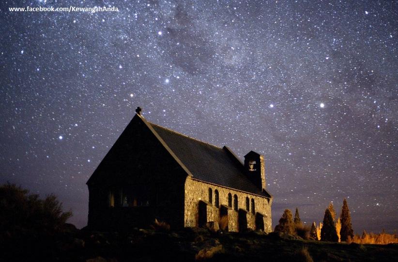 Stargazing Lake Tekapo 2