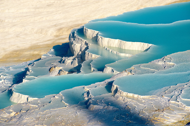 Picture of Pamukkale Travetine Terraces, Turkey, 3